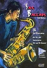 Sax Ballads. Inkl. 2 CDs