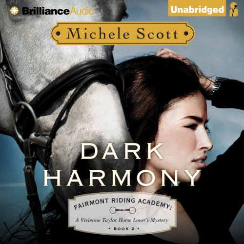Dark Harmony: Fairmont Riding Academy, Book 2 cover art