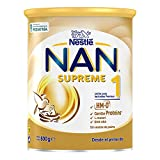Nan Supreme 1 - Leche para Lactantes en Polvo Premium - Fórmula para Bebé - Desde el Primer Día - 800 gr