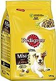 Pedigree Hundefutter Trockenfutter Adult Mini für kleine Hunde