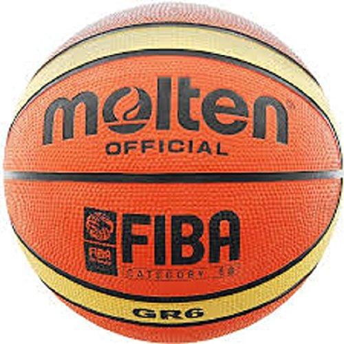 Molten GR6 - Balón de baloncesto (talla 6)