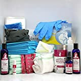 Home Birth Supplies Kit. Essential Supplies for Birthing at Home.