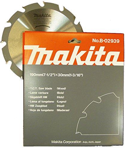 Makita Handkreissäge 68 mm im Makpac, Größe 4, HS7601J - 4