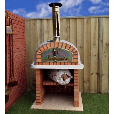 1200mm Royal Wood Fired Pizza Oven