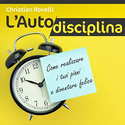 L'Autodisciplina copertina