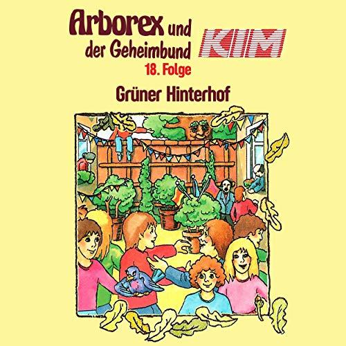 """Couverture de Aktion """"Grüner Hinterhof"""""""