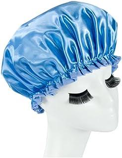 Reusable Waterproof Greaseproof Shower Cap Spa/Bathing Cap Cooking Hat #15