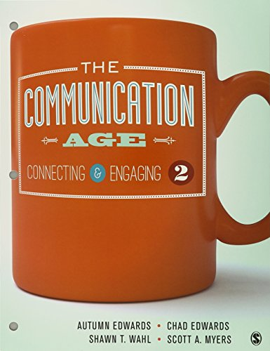 BUNDLE: Edwards: The Communication Age 2e (Loose-Leaf) + Edwards: The Communication Age Interactive eBook 2e