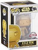 Star Wars Funko Pop The Rise of Skywalker - Kylo Ren Bobble-Head (Matt Gold)