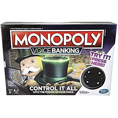 monopoly talking board game