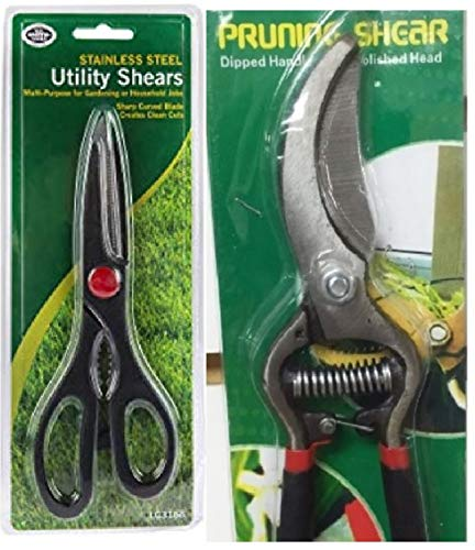Best Review Of H.B. Smith Tools Garden Shears for Lawn and Garden