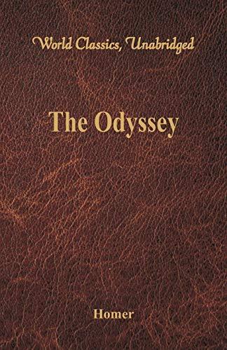 Download The Odyssey (World Classics, Unabridged) 9386101289