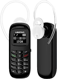 e98ae3d35e3 Hemobllo Auricular Bluetooth para marcar Bluetooth para Celular de Repuesto  (Negro)
