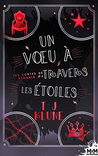 TJ KLUNE - un voeux à travers les étoiles - les comtes de Vérania t4 5158XPpGQuL
