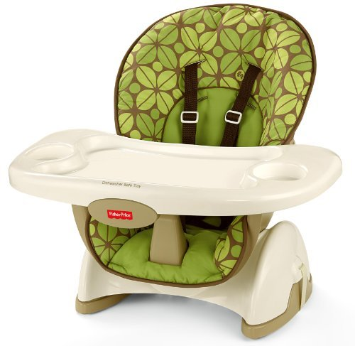 Fisher-Price Spacesaver Chaise haute,...