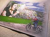 Andreas Gabalier- sehr schöner Kunstdruck -direkt vom