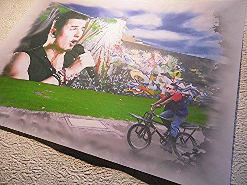 Andreas Gabalier- sehr schöner Kunstdruck -direkt vom Künstler 30cm x42cm