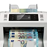 Safescan 2650 - High-Speed Banknotenzähler für sortierte Geldscheine, mit 3-facher Falschgeldprüfung - 4