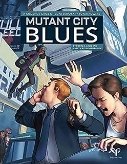 Mutant City Blues - 2nd Edition
