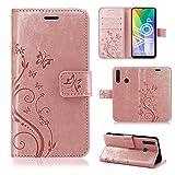 betterfon   Huawei Y6P Hülle Handy Tasche Handyhülle Etui