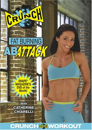 Crunch Fat Burning Ab Attack