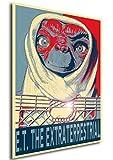 Instabuy Poster E.T Der Außerirdische - Propaganda Full -