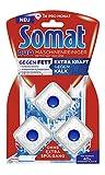 Somat Maschinenreiniger-Tabs, 3 Stück, hygienisch und sauber, ohne extra Spülgang