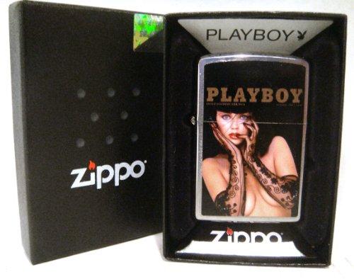 Zippo Lighter Playboy December 1988 - Special Edition