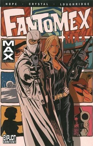 Fantomex Max