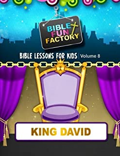Bible Lessons for Kids: King David: 8