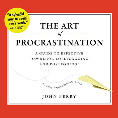 The Art of Procrastination  By  cover art
