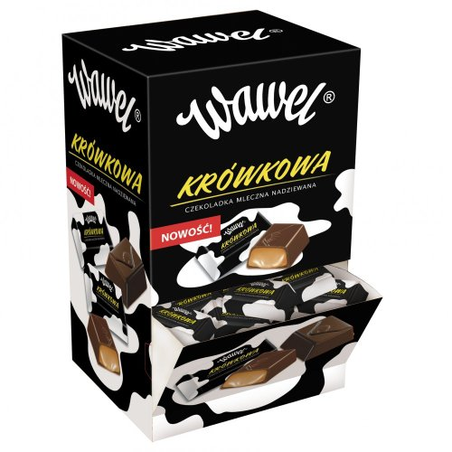Wawel Krowki Karamelbonbons 600g (Handverpackt)
