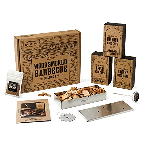 7pcs Smoked BBQ Grill Set for Men
