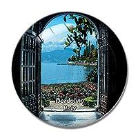 イタリアバルドリーノ湖冷蔵庫マグネットホワイトボードマグネットオフィスキッチンデコレーション