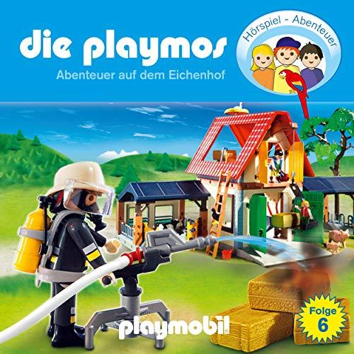Abenteuer auf dem Eichenhof. Das Original Playmobil Hörspiel Titelbild
