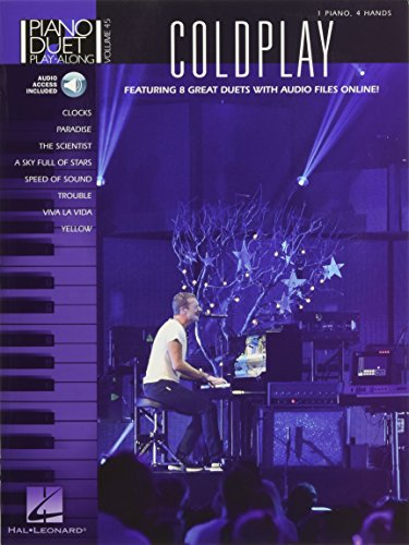 Coldplay: Piano Duet Play-Along Volume 45