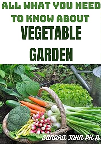 ALL WHAT YOU NEED TO KNOW ABOUT VEGETABLE GARDEN