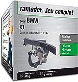 Rameder Attelage escamotable pour BMW X1 + Faisceau 7 Broches (135842-14383-1-FR)