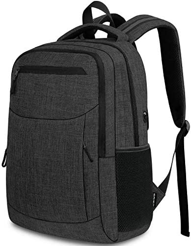 Travel Laptop Backpack Business Anti Theft Durable Laptops Backpack with USB Data Cable Jack product image