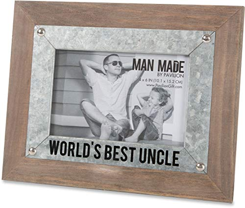 World's Best Uncle Picture Frame