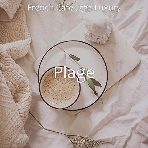 French Cafe Jazz Luxury