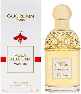 Guerlain Aqua Allegoria Pamplelune Perfume Eau de Toilette Spray for Women, 2.5 Ounce