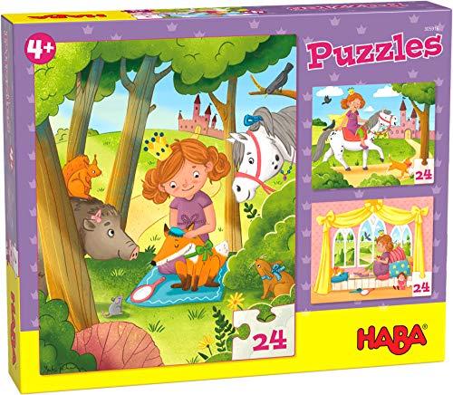 305916   Puzzle de Princesa Valerie, a Partir de 4 años