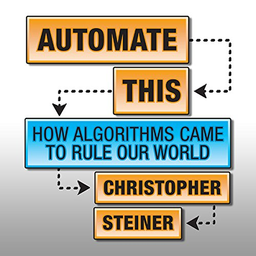 Automate This audiobook cover art