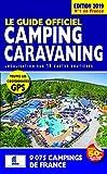 Guide officiel Camping Caravaning 2019
