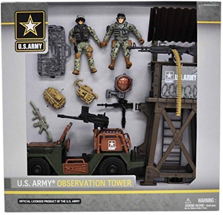 estar en gran demanda United States Army Observation Tower Tower Tower Jugarset by United States Army  Vuelta de 10 dias