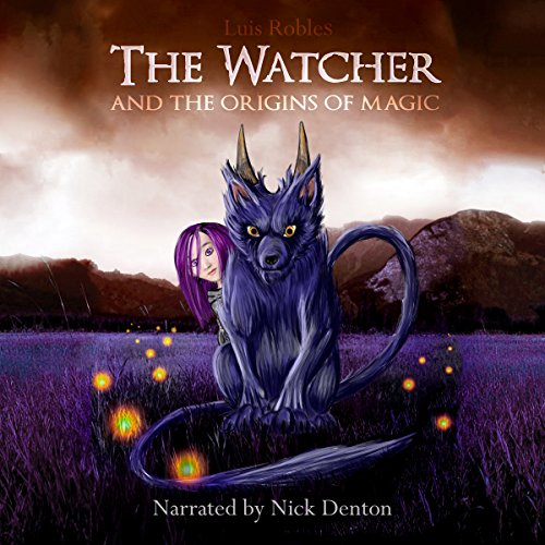 The Watcher: And the Origins of Magic cover art