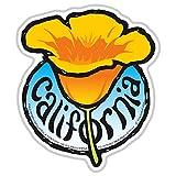 Life at Sea Sticker (CA Poppy)
