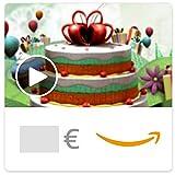 Chèque-cadeau Amazon.fr - eChèque-cadeau  - Anniversaire de tes rêves (animation)