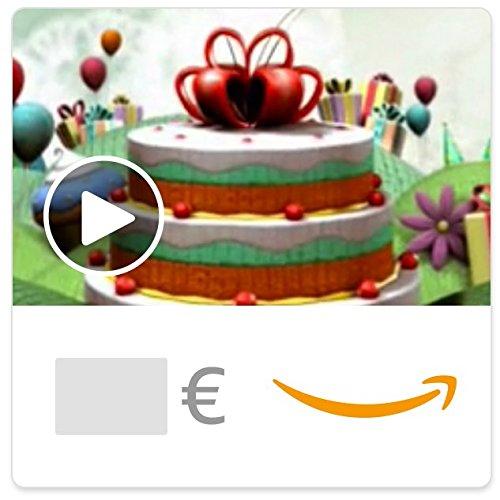 Buono Regalo Amazon.it - Digitale - Compleanno dei tuoi sogni (animato)